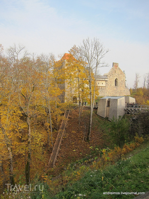 Сигулда / Фото из Латвии