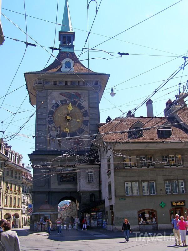 Швейцария. Прекрасный Берн / Швейцария