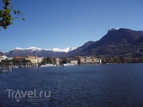 Лугано - жемчужина итальянской Швейцарии / Швейцария
