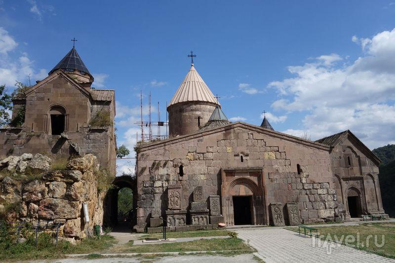 Дилижан и монастырь Гошаванк / Фото из Армении