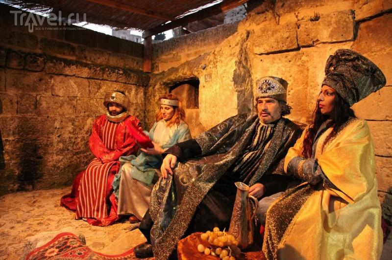 Самый большой в мире Живой рождественский вертеп / Италия