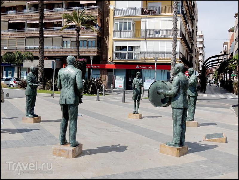 Торревьеха. В сторону моря / Испания