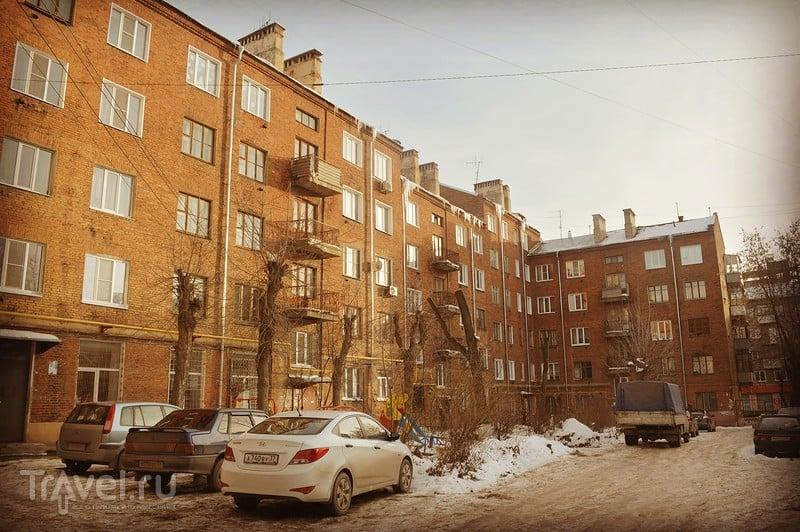 Конструктивизм в Иваново как воплощение идей социалистической революции / Россия