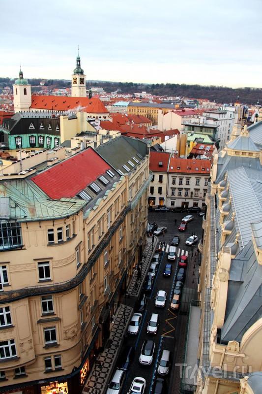Смотровые башни Праги: Пороховая башня / Фото из Чехии
