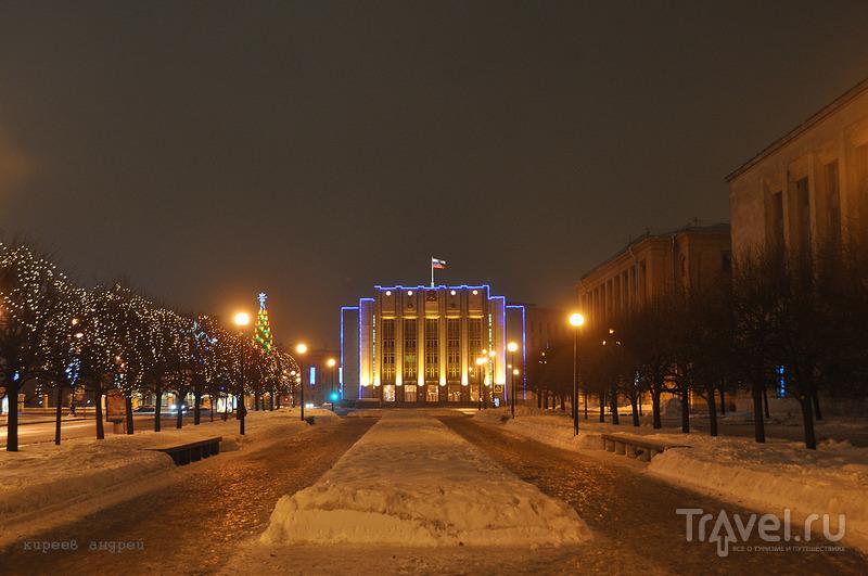 Санкт-Петербург. Новый Год / Россия