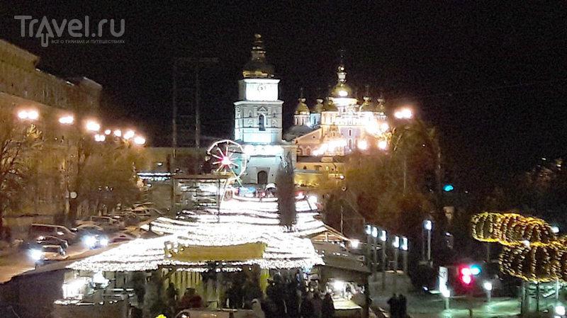 Киевская новогодняя ярмарка / Украина