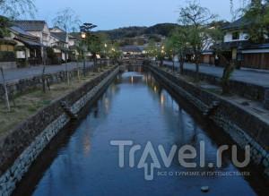 Япония: Химедзи, Окаяма, Курашики / Япония