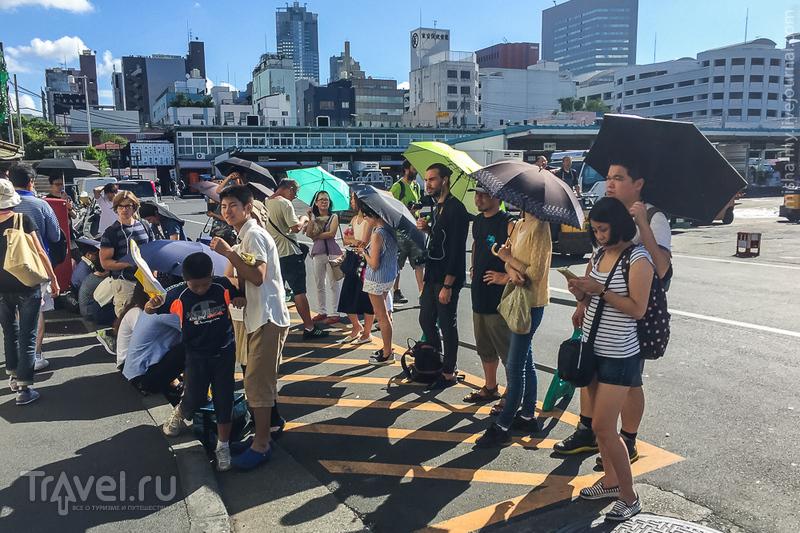 Несколько разрозненных моментов из прогулок по Токио / Фото из Японии