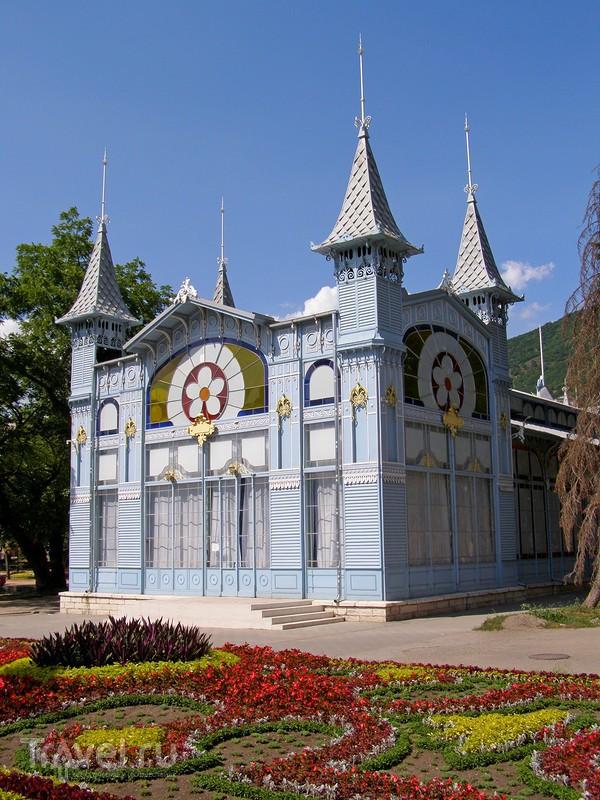 Ставропольский край. Пятигорск. Парк Цветник / Россия