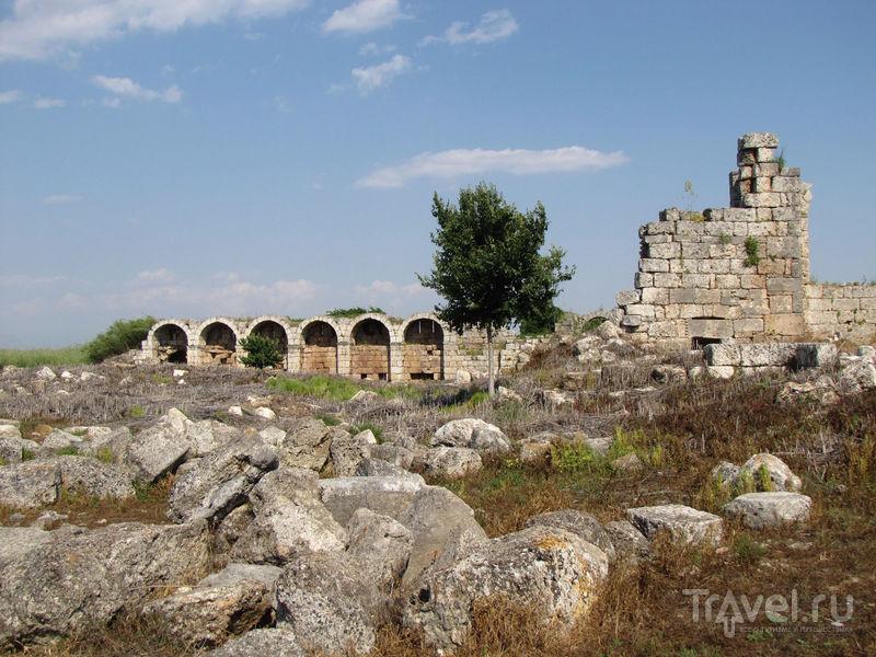 Неизвестная Турция. Древний город Перге / Фото из Турции