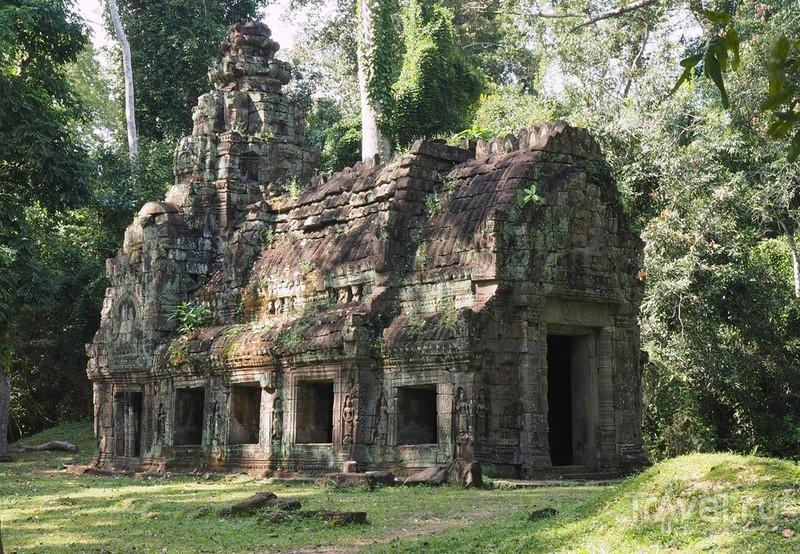 Камбоджа, Ангкор, Большой круг / Фото из Камбоджи