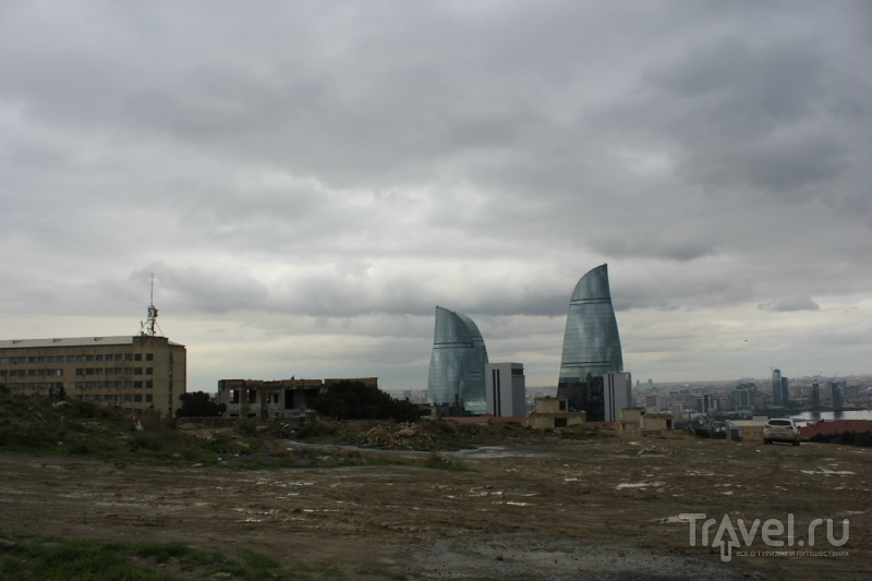 Поскользнулся, упал, потерял сознание, очнулся... ты в Азербайджане / Фото из Азербайджана