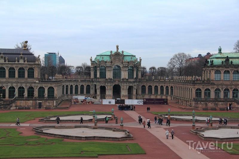 Ради чего стоит заехать в Дрезден / Германия