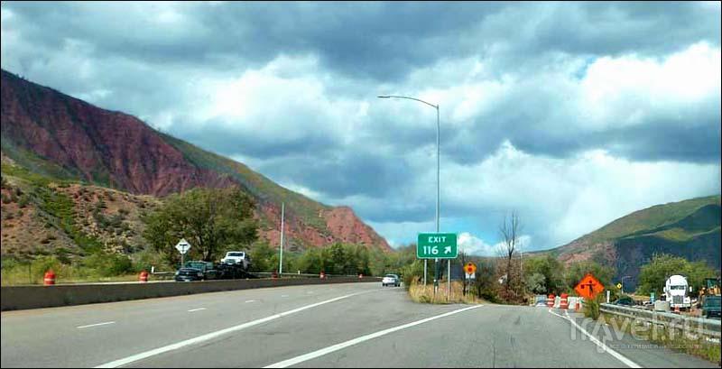 США. Колорадо. Carbondale / США