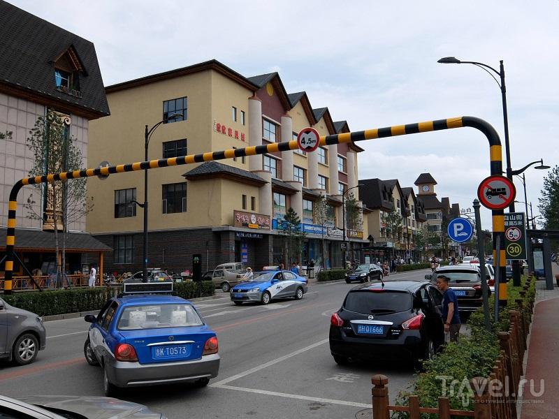 Эрдаобайхэ - образцовый китайский посёлок / Фото из Китая