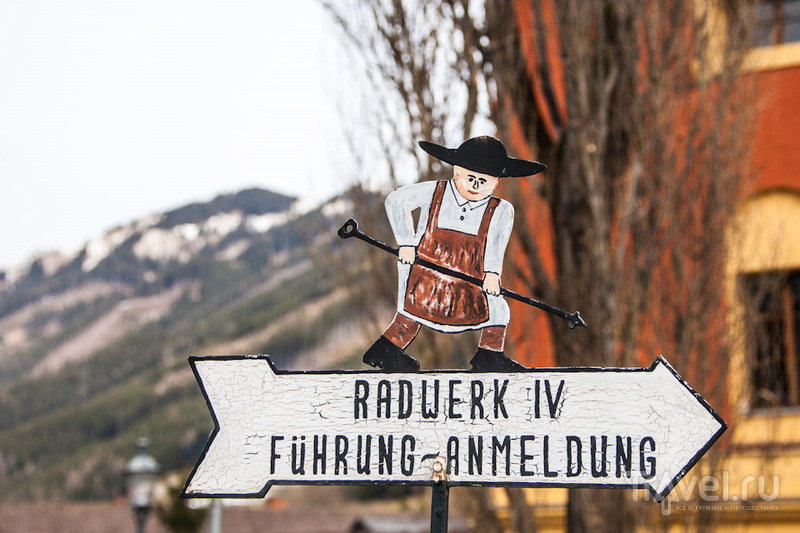 Erzberg - крупнейший действующий карьер Европы. Австрия / Фото из Австрии