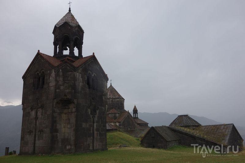 Армения на авто. Монастыри Санаин и Ахпат / Армения