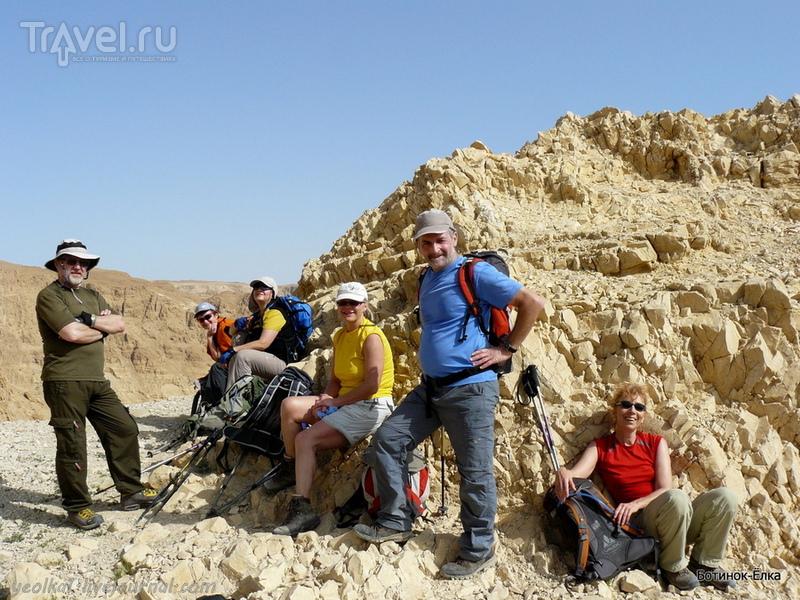 Ущелье Цеелим. Маале Намер - Маале Цеелим / Фото из Израиля
