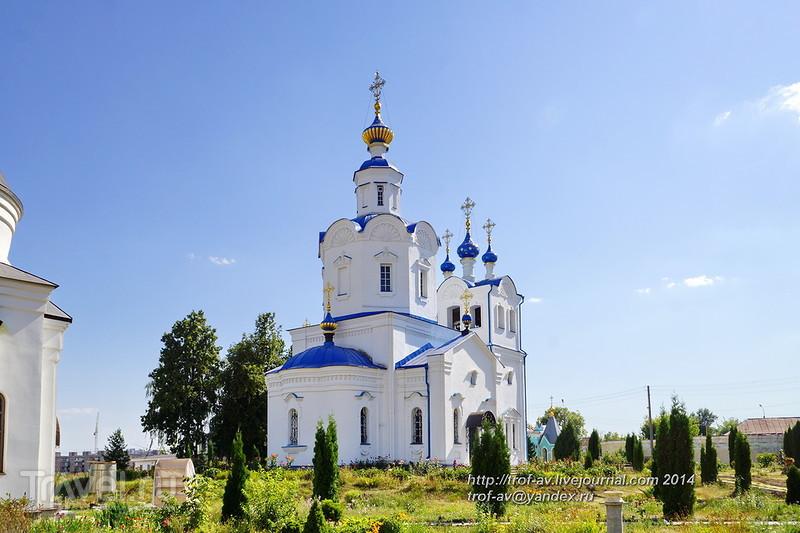 Свято-Успенский монастырь, Орел / Фото из России