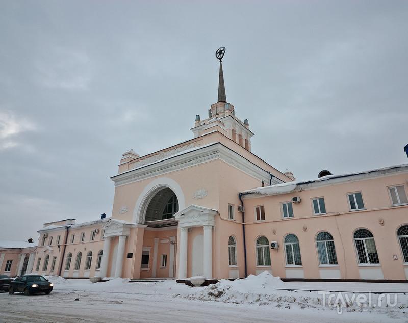 Скромное обаяние сталинского ампира в Ульяновске / Фото из России