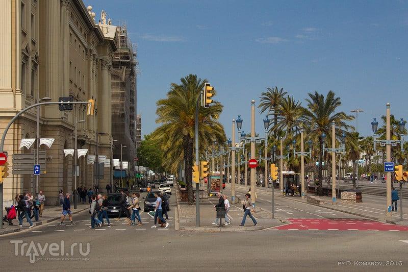 Барселона в объективе пешехода: вокруг да около Рамблы / Испания