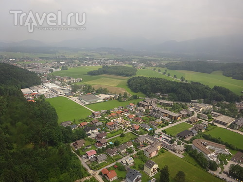 Подъем на Untersberg / Австрия