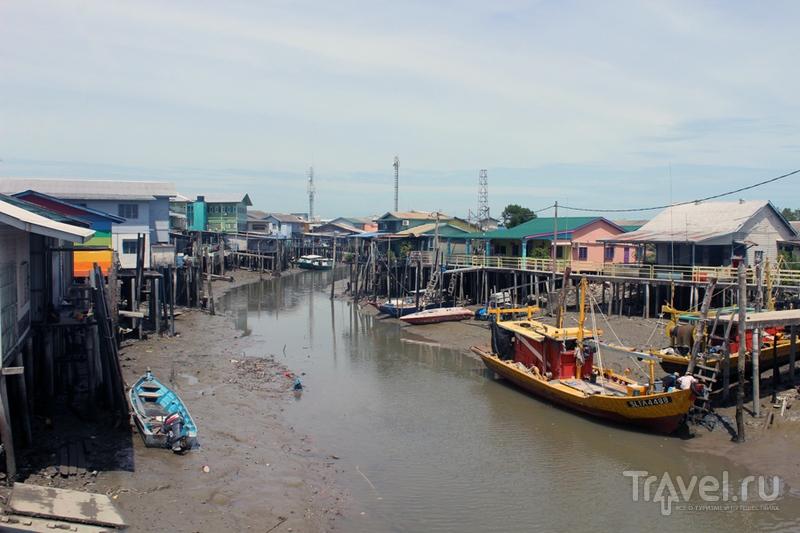 Крабовый остров на окраине Куала-Лумпура / Фото из Малайзии