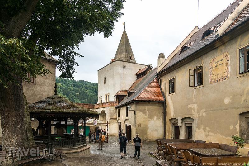 Замок Кршивоклат: разочарование в истории / Фото из Чехии