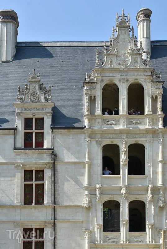 Луарские истории. Амбуаз, Кло-Люсе, Шамбор и Азе-ле-Ридо / Франция