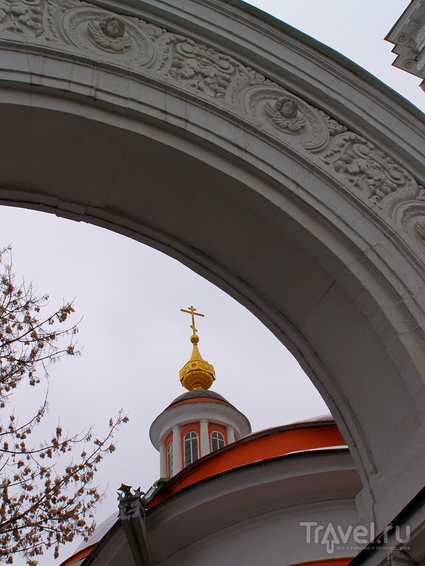 Москва. Зимнее Замоскворечье / Россия