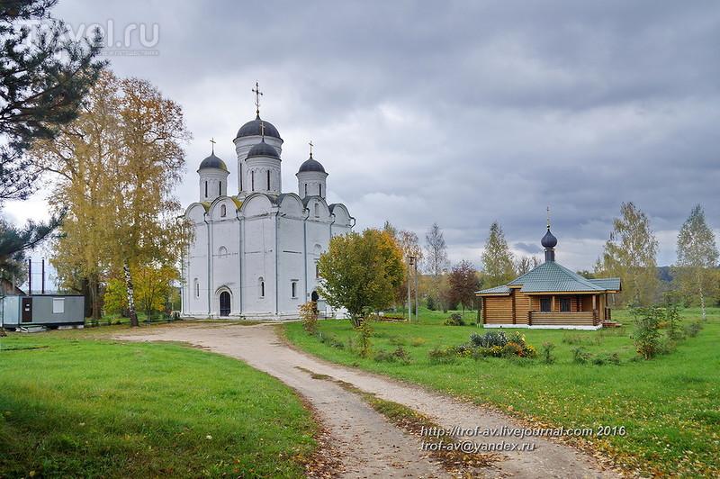 Микулино Городище на Шоше (Микулинский кремль) / Фото из России