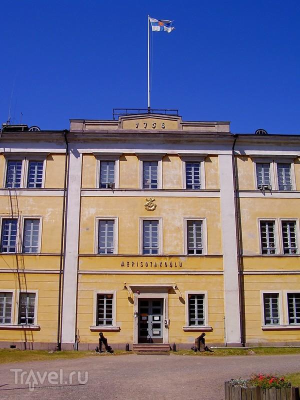 Хельсинки. Свеаборг-Суоменлинна / Финляндия