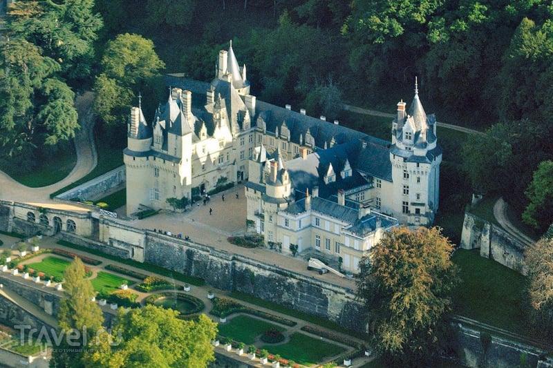 Луарские истории. Замки Брезе, Юссе и Валансе / Франция