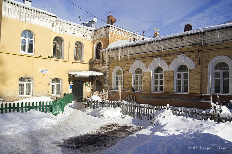 Гуляем по зимней Пензе / Россия