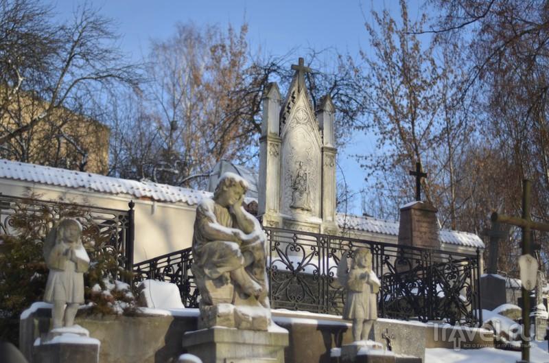 Бернардинское кладбище Вильнюса. Весь я не умру? / Литва