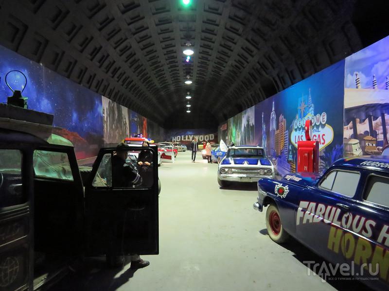 Интерактивный автомузей / Фото из России