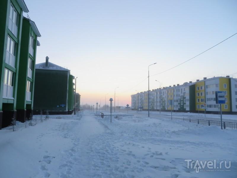 Воркута-Лабытнанги-Салехард. Путешествуем по России / Россия