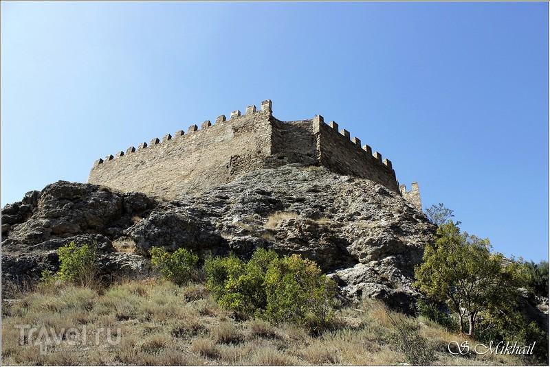 Судакская крепость. Восточная часть / Россия