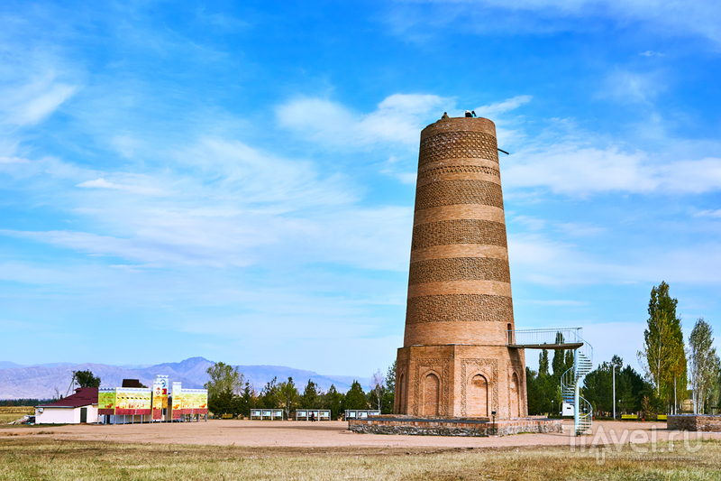 Башня Бурана / Киргизия