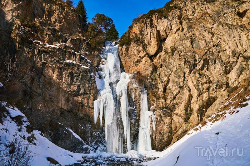 Водопад Кегеты / Казахстан