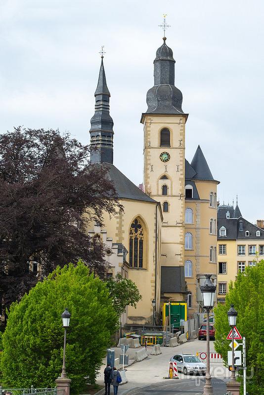 Люксембург / Фото из Люксембурга