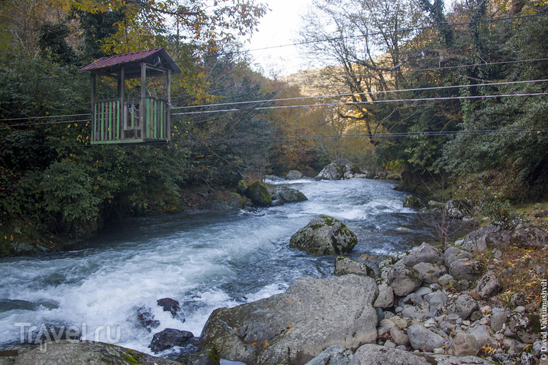 Национальный парк Мтирала / Фото из Грузии