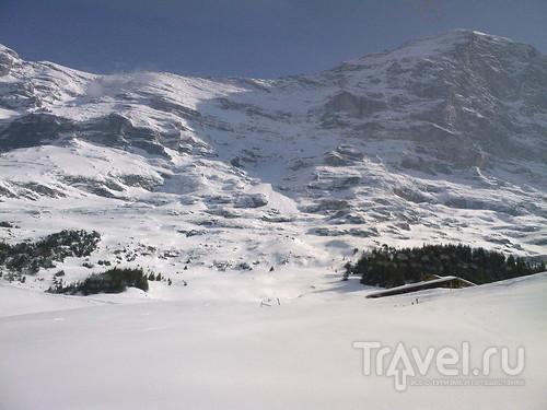 Альпийские красоты / Швейцария