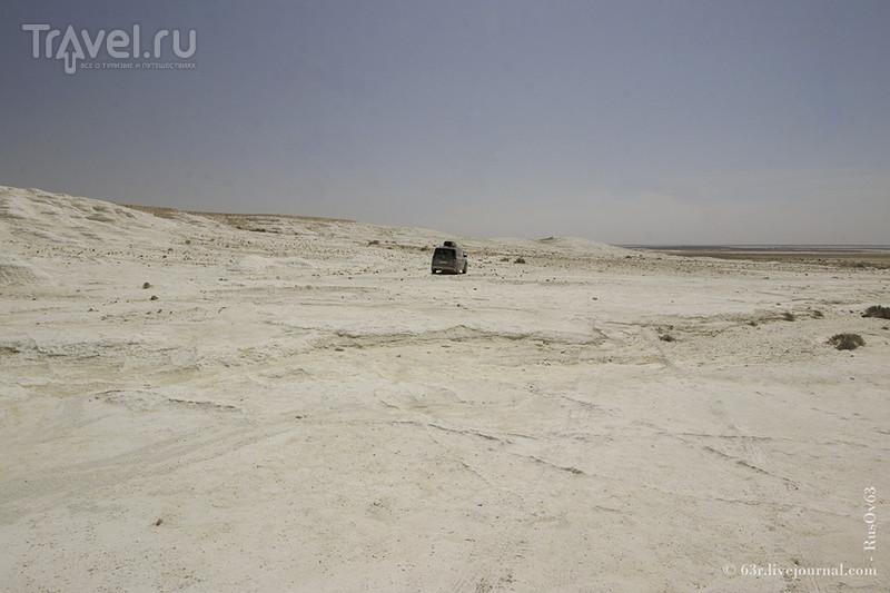 Плато Устюрт, Урочище Босжира / Казахстан