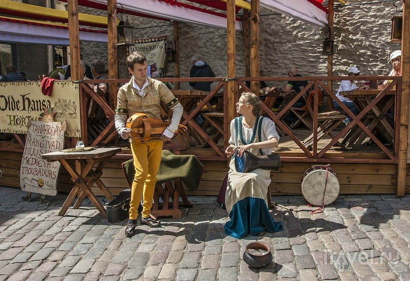 Как решают русский вопрос в Старом Таллине / Эстония