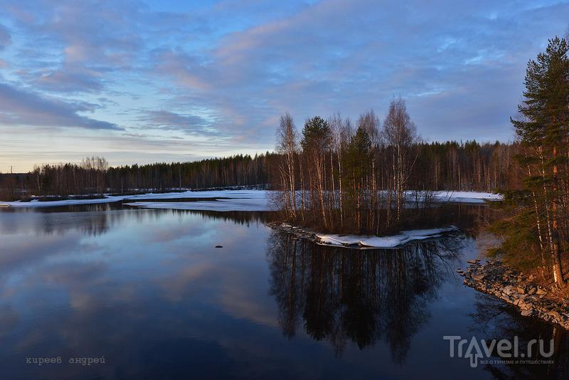 Апрель в Карелии / Фото из России