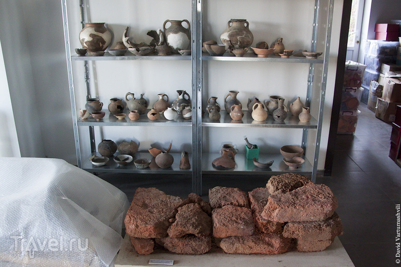 Городище Вани - старейшее поселение в Грузии / Фото из Грузии
