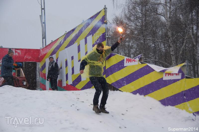 Battle Сани - 2017 / Россия