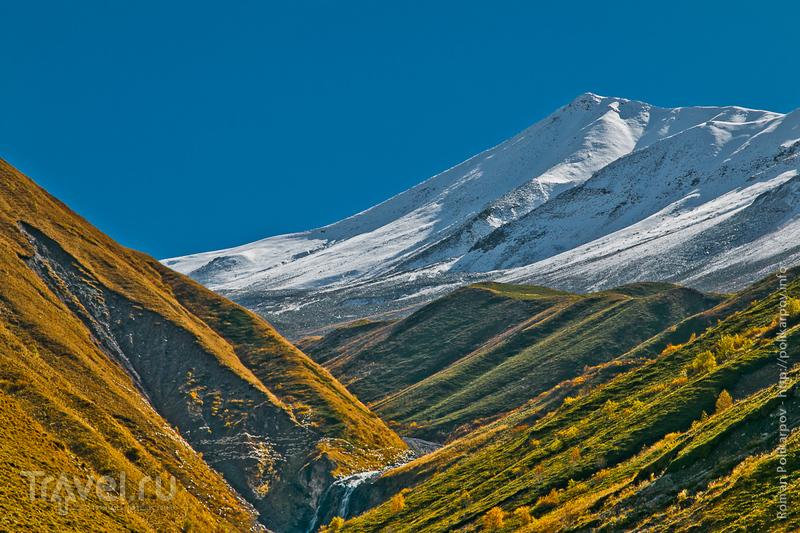 Казбек / Фото из Грузии