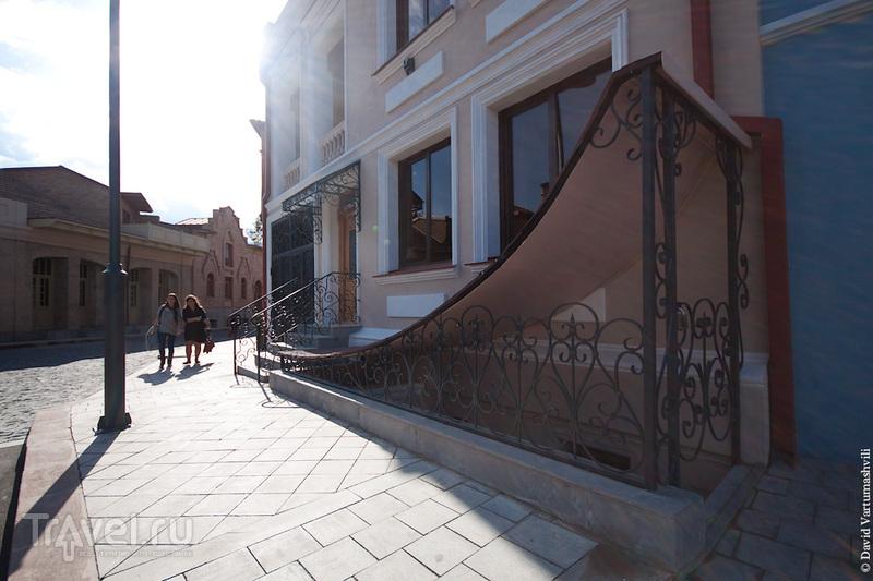 Гори: Новый старый город, Гориджвари / Фото из Грузии